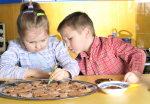 Easy kids Christmas cookies recipes