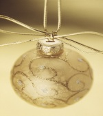 silver and gold decor