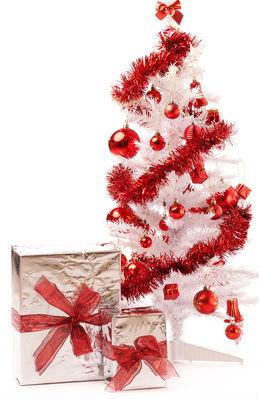 White Christmas Party Ideas